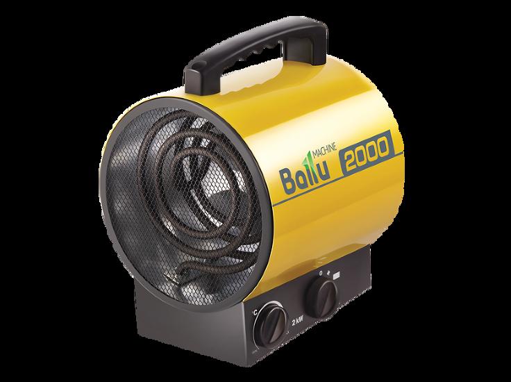 Электрические тепловые пушки Ballu серии PA