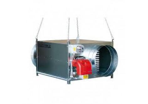 Подвесные тепловые нагреватели воздуха высокой мощности Oklima SA