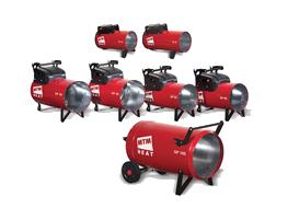Газовые тепловые пушки Ballu-Biemmedue Arcotherm серии GP