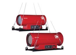 Подвесные нагреватели воздуха для производства сельского хозяйства Ballu-Biemmedue Arcotherm