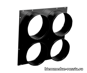 Адаптер на 4 выхода для крепления рукавов Ballu-Biemmedue арт. 02AC551