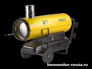 Дизельная тепловая пушка Ballu непрямого нагрева BHDN-80