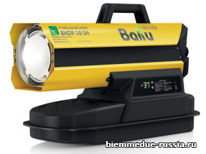 Дизельная тепловая пушка прямого нагрева BALLU Siber Heat BHDP-20 SH