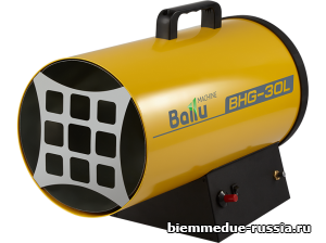 Газовая тепловая пушка BALLU BHG-30L