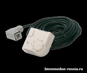 Комнатный термостат +5 / +30 °C с проводом 10 м и штекером 90° Ballu-Biemmedue арт. 02AC581