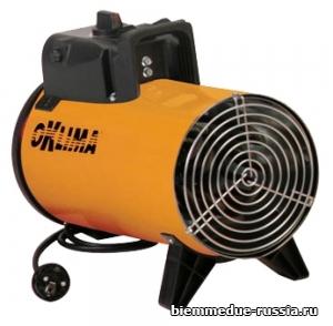 Мобильный нагреватель воздуха Oklima SK 12 C