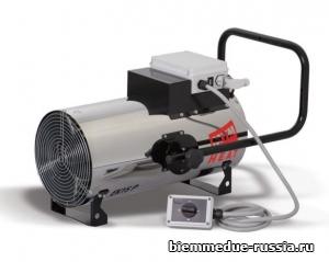Мобильный нагреватель воздуха прямого нагрева Ballu-Biemmedue EK P 15