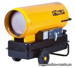 Мобильный нагреватель воздуха прямого нагрева Oklima SD 240
