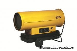 Мобильный нагреватель воздуха прямого нагрева Oklima SD 380