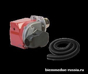 Переходник крепления гибкого шланга для забора чистого воздуха Ballu-Biemmedue арт. 02AC602