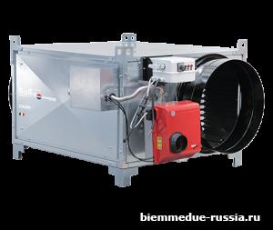 Подвесной нагреватель воздуха непрямого нагрева большой мощности Ballu-Biemmedue FARM 235 М (230V-1-50/60 Hz)