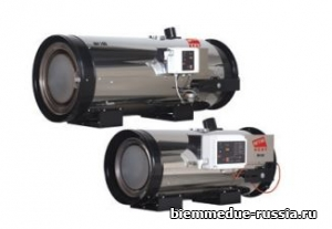 Подвесной нагреватель воздуха непрямого нагрева Ballu-Biemmedue BH 50 OIL