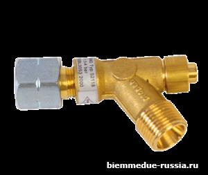 Предохранительный газовый клапан Ballu-Biemmedue арт. 03AC504