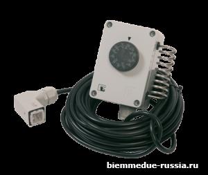 Профессиональный термостат -5 / +50 °C с проводом 10 м и штекером 90° Ballu-Biemmedue арт. 02AC582