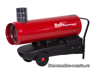 Пушка непрямого нагрева Ballu-Biemmedue EC 22