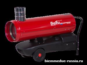 Пушка непрямого нагрева Ballu-Biemmedue EC 32