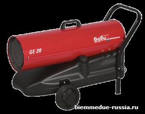 Пушка прямого нагрева Ballu-Biemmedue GE 20