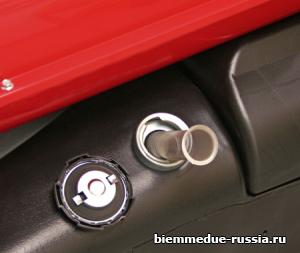 Съемный топливный фильтр Ballu-Biemmedue арт. 02AC556