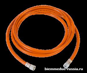 Шланг газовый с соединительными элементами Ballu-Biemmedue арт. 03AC511
