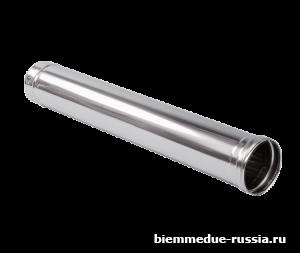 Труба отвода отработанных газов из нержавеющей стали 1 м Ballu-Biemmedue арт. 02AC420