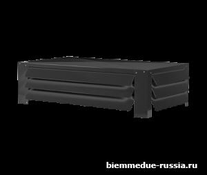Воздухораспределительная камера с регулируемыми лопастями Ballu-Biemmedue арт. 02AC554